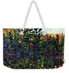 Sun Of Shore Sunrise Weekender Tote Bag