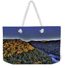Sun On The Hills Weekender Tote Bag by Jonny D