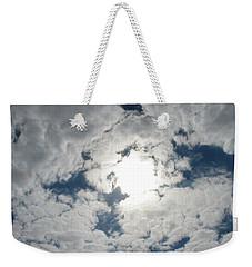 Sun Peek Weekender Tote Bag