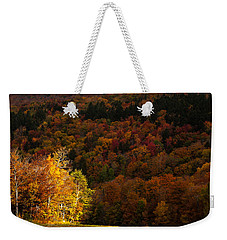 Sun Peeking Through Weekender Tote Bag
