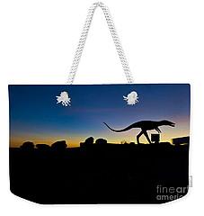 Sun Set Dinosaurs Weekender Tote Bag