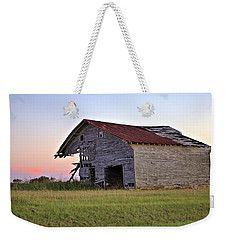 Weekender Tote Bag featuring the photograph Sun Slowly Sets by Gordon Elwell