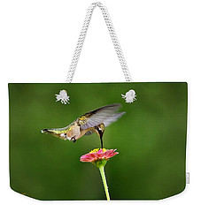 Weekender Tote Bag featuring the photograph Sun Sweet by Christina Rollo
