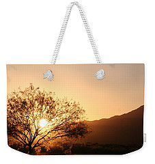 Sun Tree Weekender Tote Bag