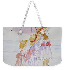 Sunday Best At The Beach Weekender Tote Bag