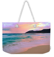Sunday Morning Weekender Tote Bag by Roupen  Baker