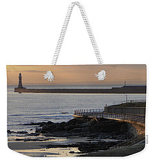 Sunderland Sunrise Weekender Tote Bag