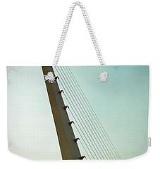 Sundial At Sunrise Weekender Tote Bag