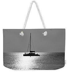Sundown Sail Weekender Tote Bag