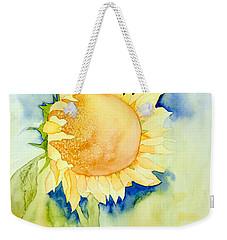 Sunflower 1 Weekender Tote Bag