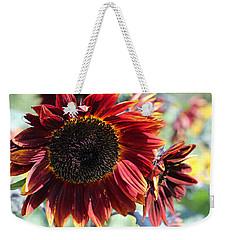 Sunflower 15 Weekender Tote Bag