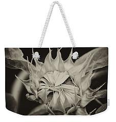Sunflower Grand Opening Weekender Tote Bag by Wilma  Birdwell