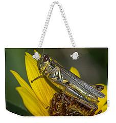 Sunflower Love Weekender Tote Bag