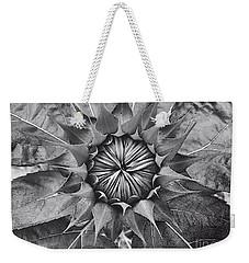 Sunflower's Shades Of Grey Weekender Tote Bag
