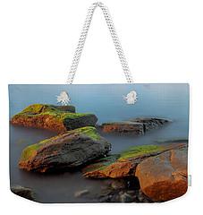 Sunkissed Rocks Weekender Tote Bag