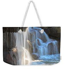 Sunlight On The Falls Weekender Tote Bag