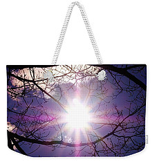 Weekender Tote Bag featuring the photograph Sunny Afternoon by Sherman Perry