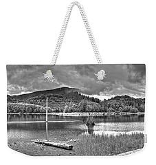 Sunny Beach Point 3 Weekender Tote Bag