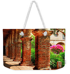 Sunny California Arches 3 Weekender Tote Bag