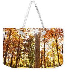 Sunny Hardwoods Weekender Tote Bag