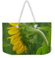 Sunny Profile Weekender Tote Bag