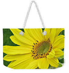 Sunny Side Up Weekender Tote Bag by Janice Westerberg