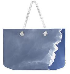 Sunrays Above Weekender Tote Bag