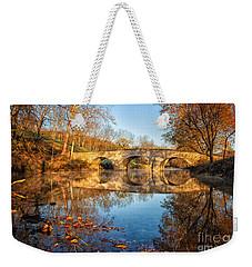 Sunrise At Burnside Weekender Tote Bag