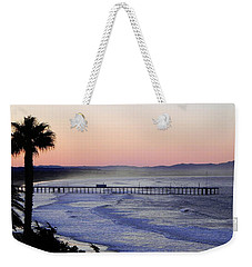 Sunrise At Pismo Beach Weekender Tote Bag