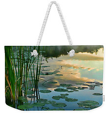 Sunrise At Pokagon State Park  Weekender Tote Bag