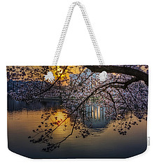 Sunrise At The Thomas Jefferson Memorial Weekender Tote Bag