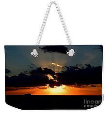 And God's Glory Shown All Around Weekender Tote Bag