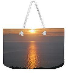 Sunrise Erikousa 1 Weekender Tote Bag