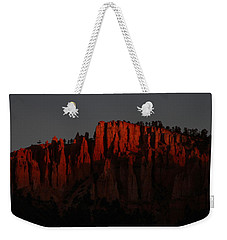 Sunrise In The Desert Weekender Tote Bag