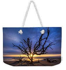 Sunrise Jewel Weekender Tote Bag