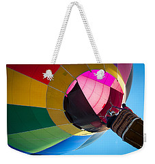 Sunrise Launch Weekender Tote Bag by Patrice Zinck