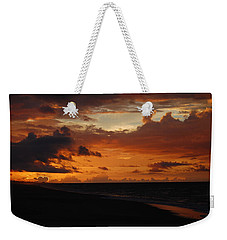 Sunrise  Weekender Tote Bag by Mim White