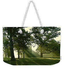 Sunrise On Antioch Road Weekender Tote Bag