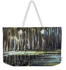 Sunrise On The Bayou Weekender Tote Bag