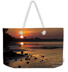 Sunrise Photograph Weekender Tote Bag