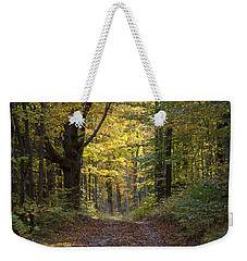 Sunrise Road Weekender Tote Bag