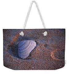 Sunrise Shell Weekender Tote Bag