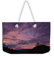 Sunset 2013 Weekender Tote Bag
