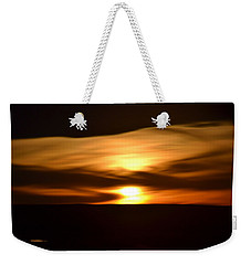 Sunset Abstract I Weekender Tote Bag