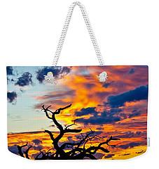 Sunset At Enchanted Rock Weekender Tote Bag