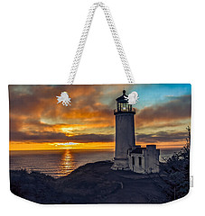 Sunset At North Head Weekender Tote Bag by Robert Bales