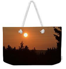 Sunset At Owl's Head Weekender Tote Bag