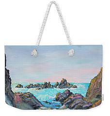 Sunset At Reef Cove Weekender Tote Bag