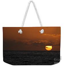 Sunset At St Ives Weekender Tote Bag