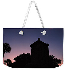Sunset At The Gate Weekender Tote Bag